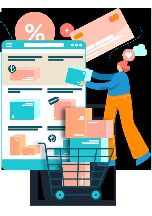 Neden E-Ticaret - Nemutlu Yazılım - Size Özel Yazılım Çözümleri - Web Tabanlı Yazılım